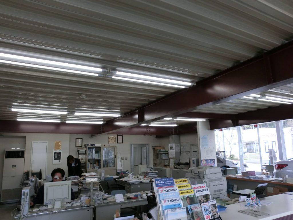 トヨタ販売店・佐渡市