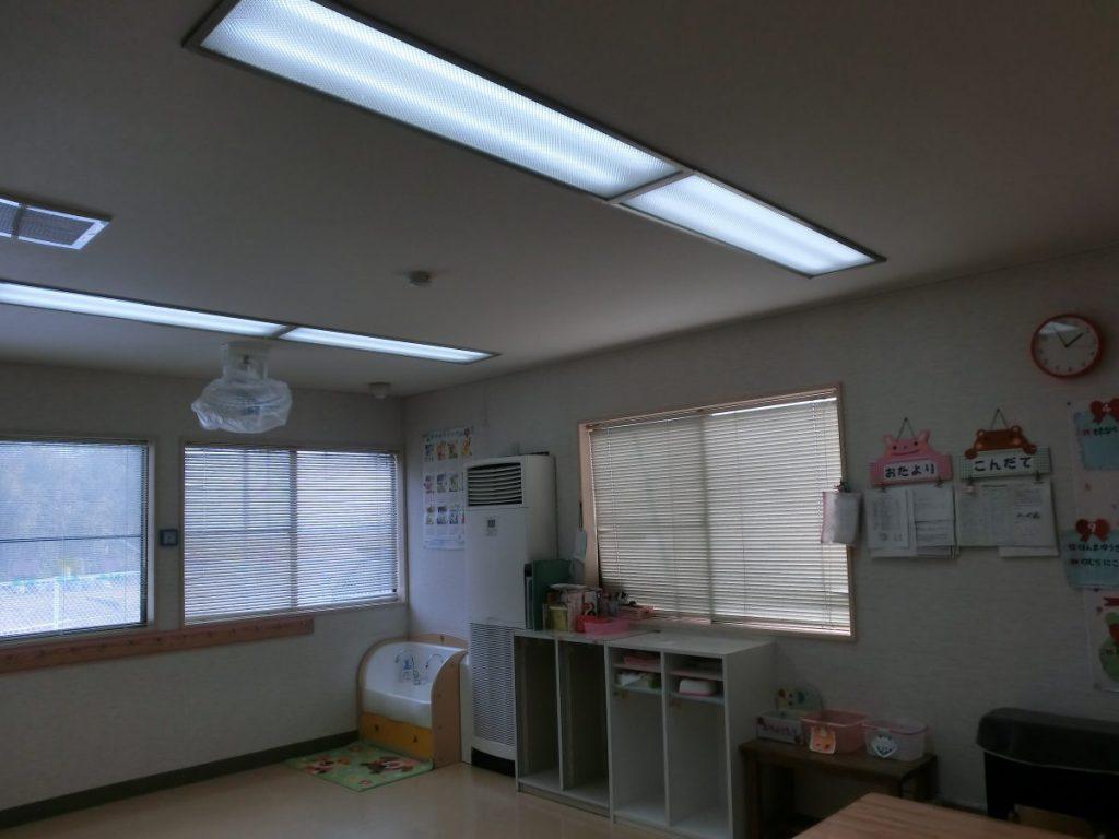保育園園児室B・新潟市(笠木)