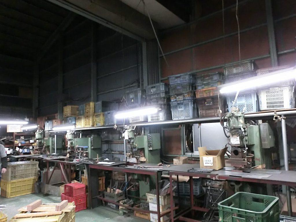 金属加工・加茂市①