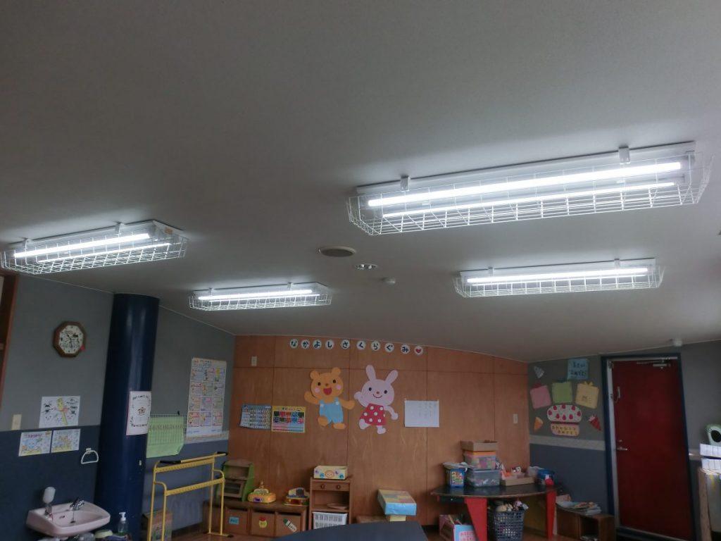 保育園園児室①・新潟市(真行)