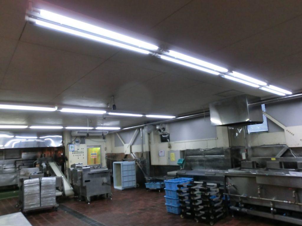 食品工場・新潟市
