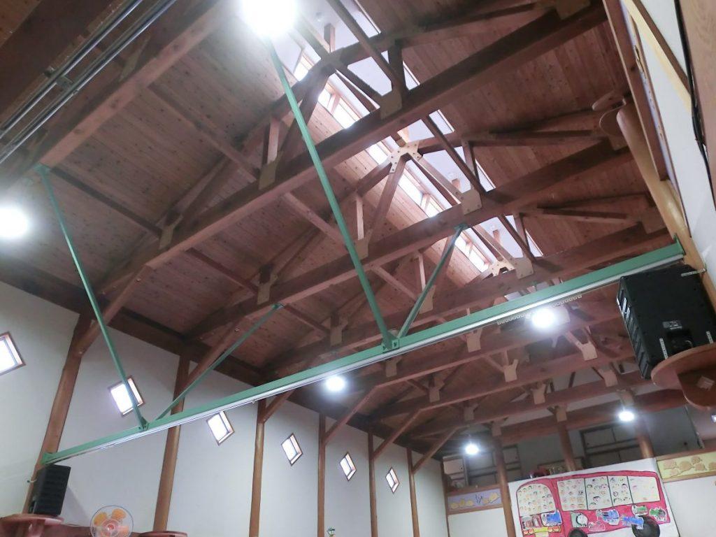 幼稚園遊戯場・新潟市(和光)