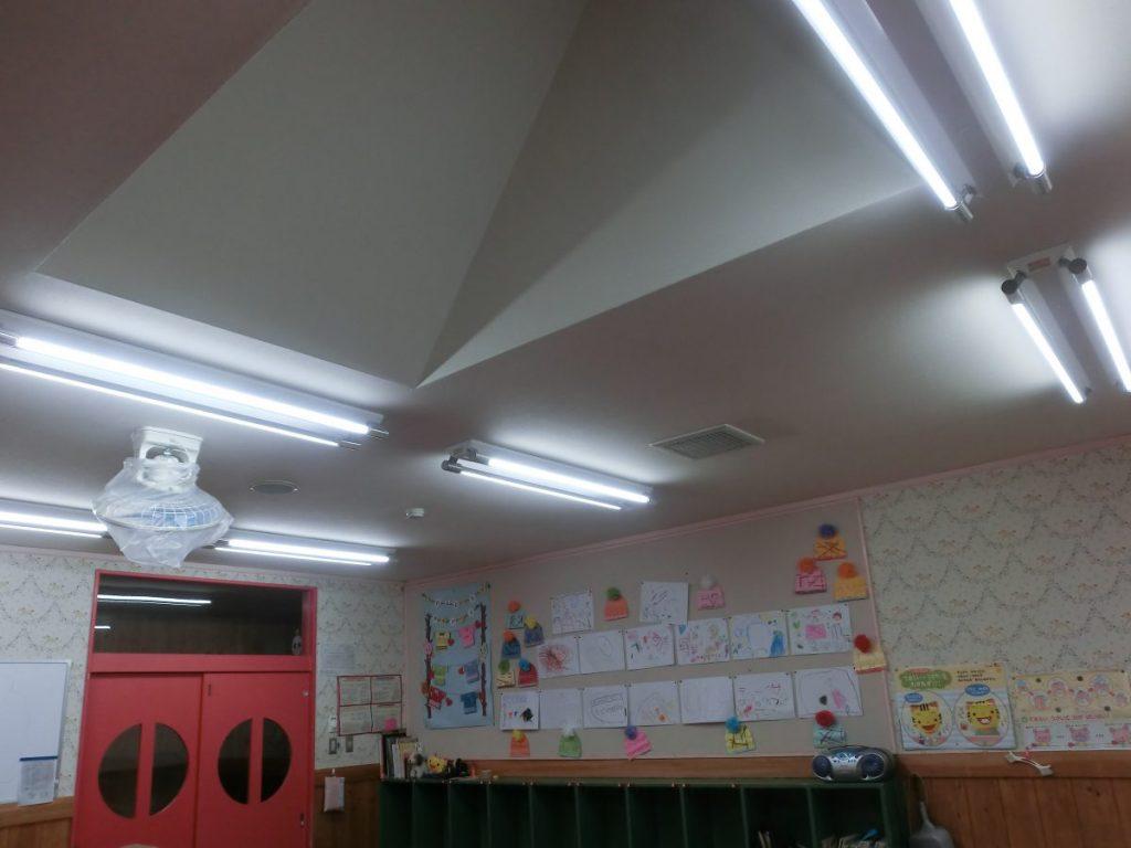 保育園園児室A・新潟市(笠木)