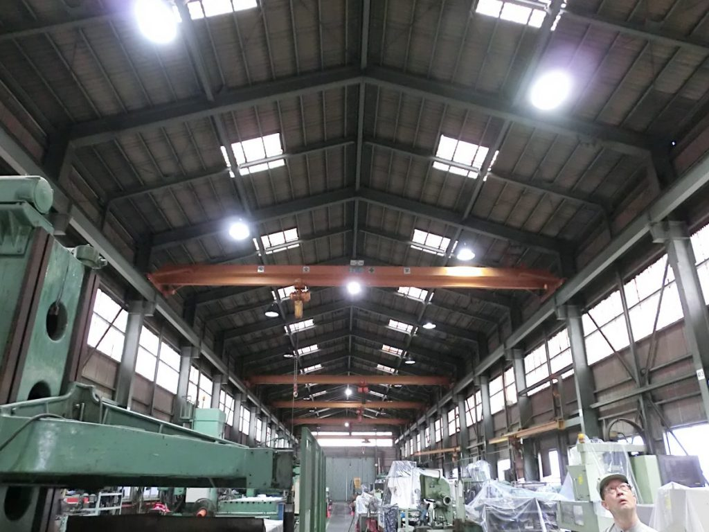 機械製造・新潟市①