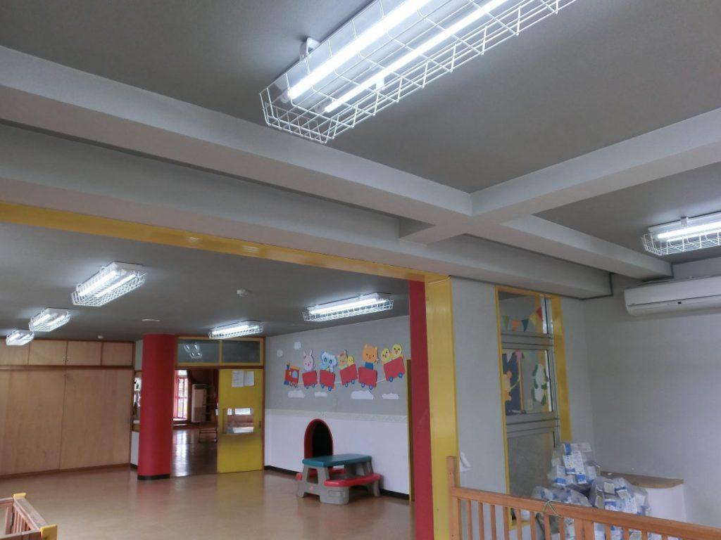 保育園園児室②・新潟市(真行)